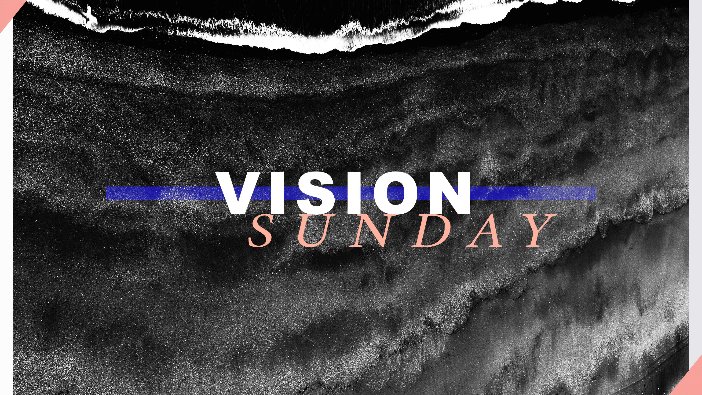 Predigtserie Header image Vision Sunday