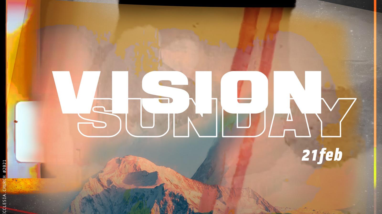 Vision Sunday | Februar 2021