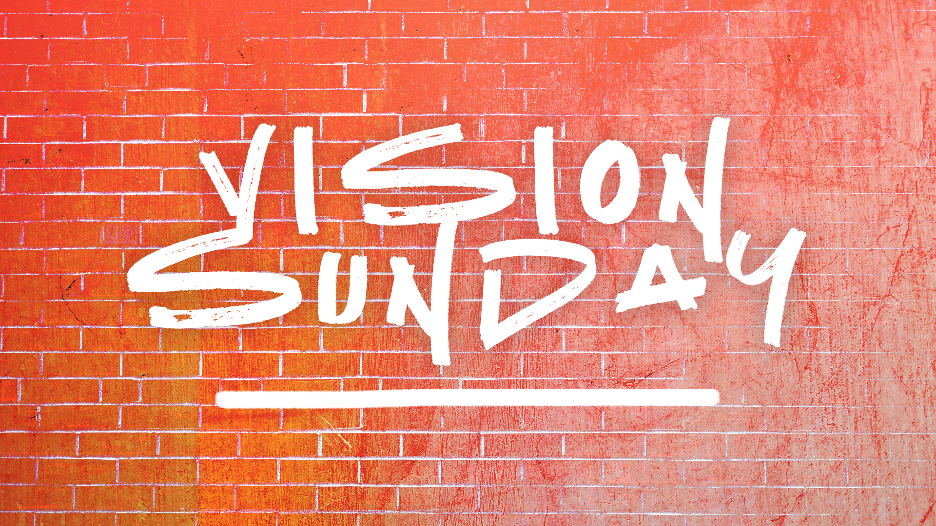 Vision Sunday | September 2020